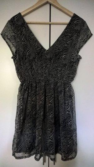 Kleid mit Zebra-Muster von Vila | M