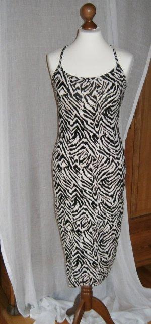 Kleid mit Zebramuster * Größe* 36