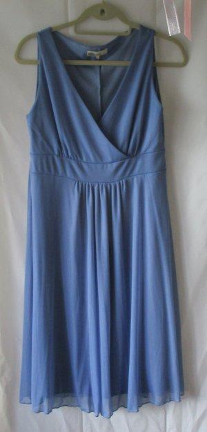 Kleid mittelblau von Pier One, Gr. L