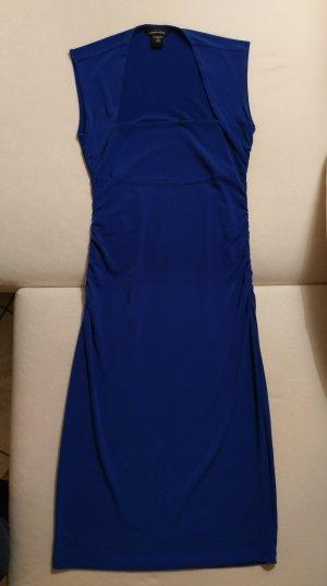 Kleid Moda International (für Victoria's Secret) blau S Partykleid Cocktailkleid