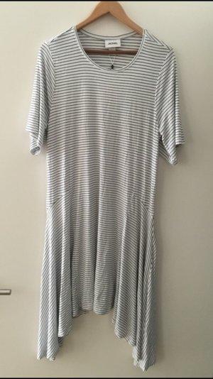 Kleid Monki Größe S schwarz weiß