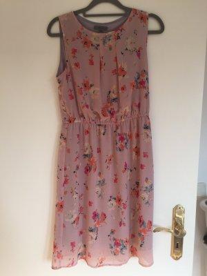 Kleid montego rose mit Blumenprint Größe 36