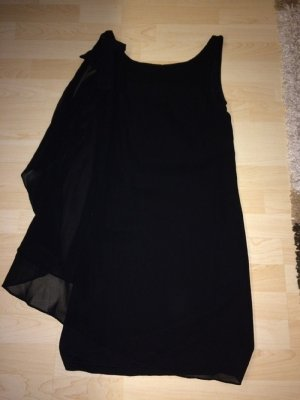 Kleid Naf Naf schwarz in Größe M