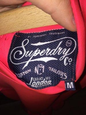 Kleid Neonpink von Superdry M