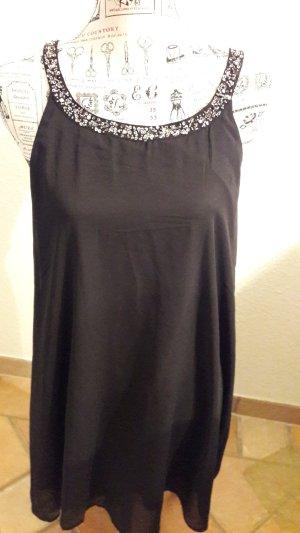 Kleid, NEU mit Pailletten an Trägern, Gr.40
