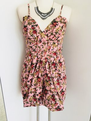 Kleid neu Sister s Point floral Blumen Gr.M Party Cocktail