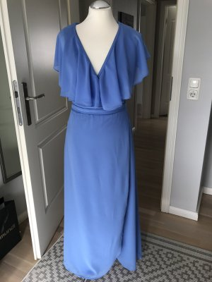 Vero Moda Robe portefeuille bleu clair