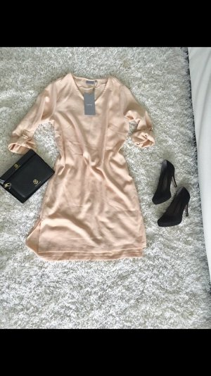 Kleid nude beige rose Oberteil party business b.young