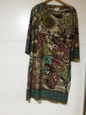 Mini Dress multicolored synthetic