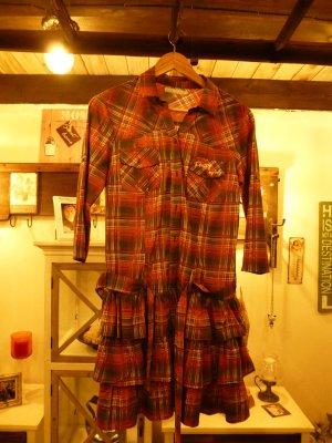 Kleid oder längere Bluse