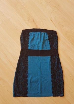 Kleid ohne Schulter