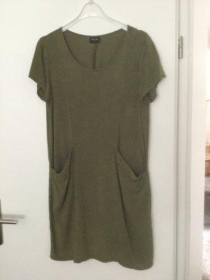 Kleid oliv/Khaki von Vila