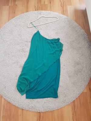 Kleid one-shoulder von Zara