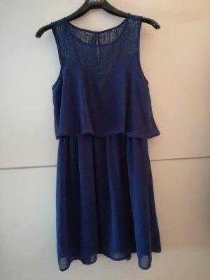 Kleid Only blau
