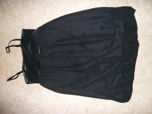 Only Ballonjurk zwart Polyester