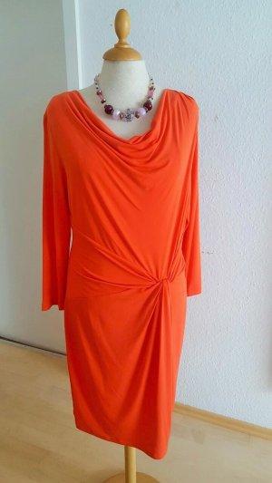 Michael Kors Evening Dress orange polyester