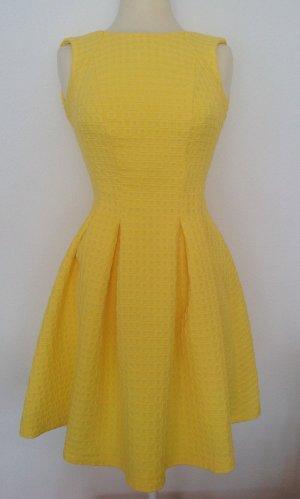 Kleid Orsay sonnengelb, gr.34