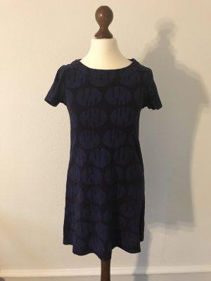 Kleid / Oversize Shirt im Retro Look