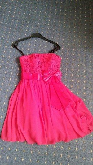 Kleid P&C Laona rot Größe 34
