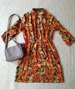 Kleid Paisleymuster Reserved 40 L neu