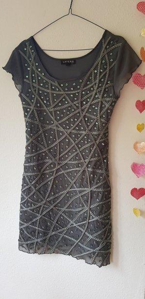 Kleid PARIS Layers, Größe 1, mit Strass