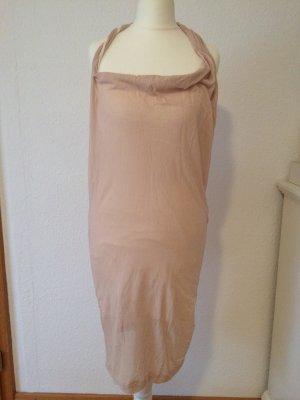 Kleid Patrizia Pepe nude rosé, Größe 1
