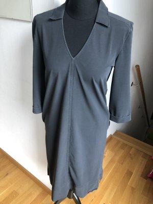 Penn & Ink Shirtwaist dress black