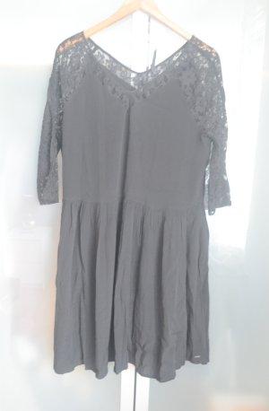 Kleid Pepe Jeans Schwarz