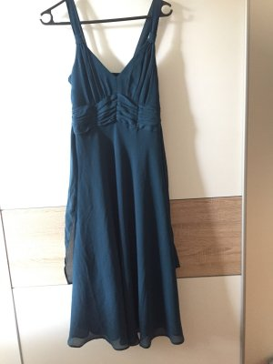 Kleid petrol