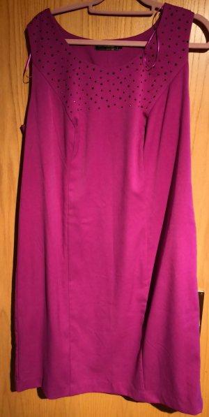 Kleid, pink, Bonprix, Gr. 48
