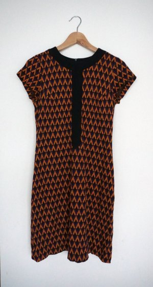 Kleid, Più & Più, geometrische Muster