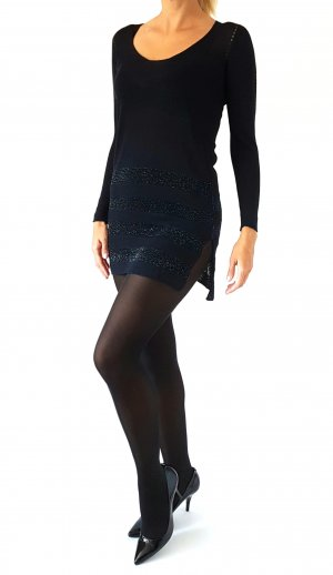 Liu jo Sweater Dress dark blue