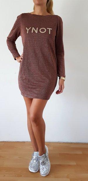 Kleid Pullikleid Longpulli Longpulli