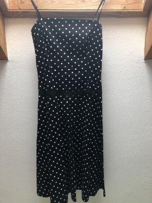 Kleid retro Polkadots - 50s-Style