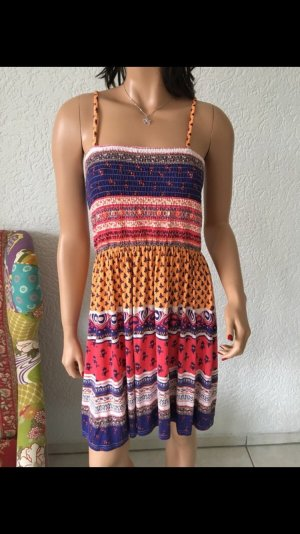 AJC Hippie Dress multicolored