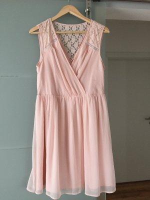 Kleid Rosa Gr. L Vero Moda