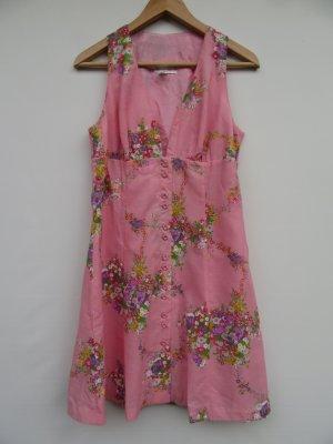 Vintage Vestido Hippie multicolor