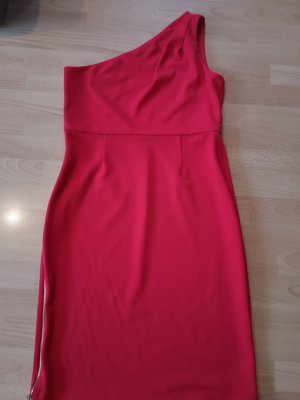 Dorothy Perkins One Shoulder Dress red