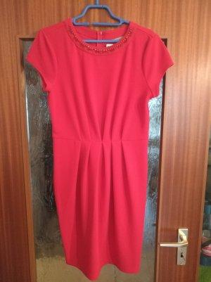 Orsay Evening Dress brick red