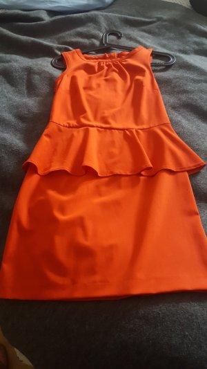 Kleid rot chic Gr 36