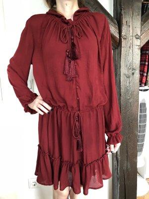 Kleid rot H&M