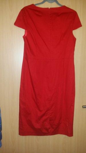 Kleid rot Madeleine Größe 42
