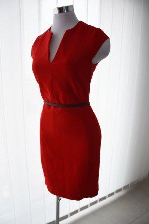 Kleid rot Mango