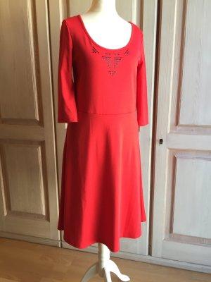 Kleid rot S