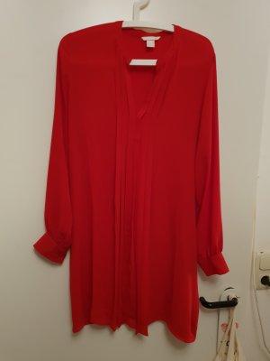 Kleid/ rotes Kleid/ schickes Kleid H&M