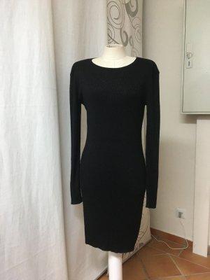 Zara Vestido de noche negro