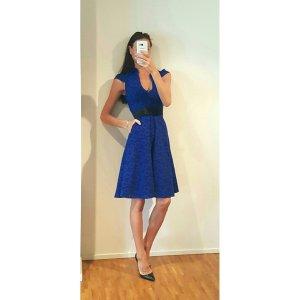 Kleid Sahara Lace Saphire im Stil der 50er Jahre