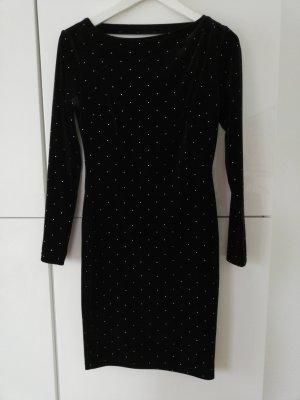 Kleid, samt, Orsay, S, 36 christmas