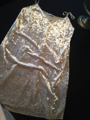 Kleid Samt Zara