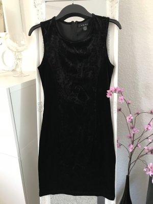 Kleid Samtkleid Abenkleid S neu